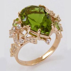 Султанит- новая звезда ювелирных изделий из золота торговой марки «АРТИ» b28d14537d066